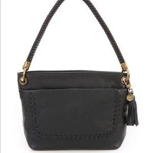The Sak Flores Leather Hobo Handbag
